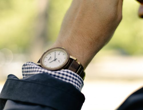 Introducing Tense Wood Watches