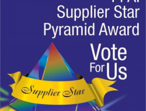 SELCO makes the 2019 PPAI Supplier Star Ballot